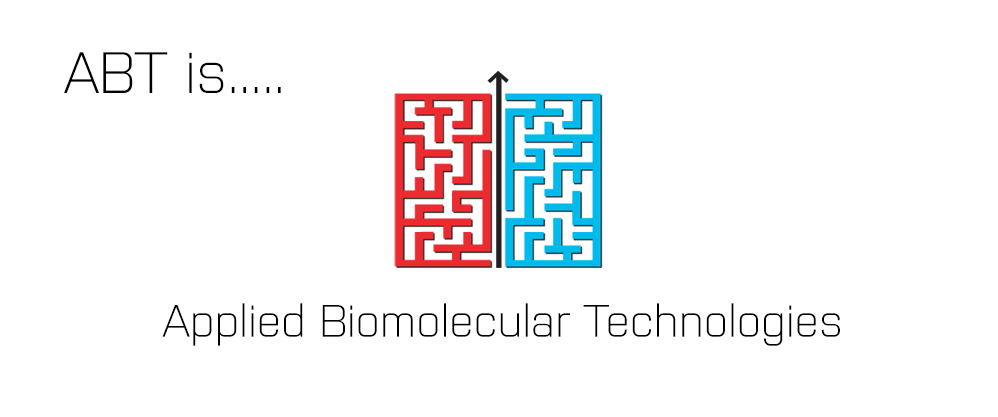 ABT is...Applied Biomolecular Technologies